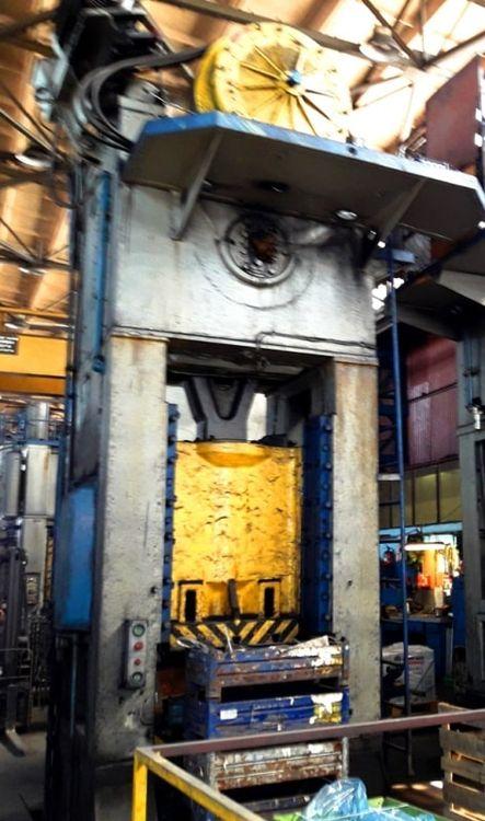 TMP, Voronezh trimming press K2538 630 ton