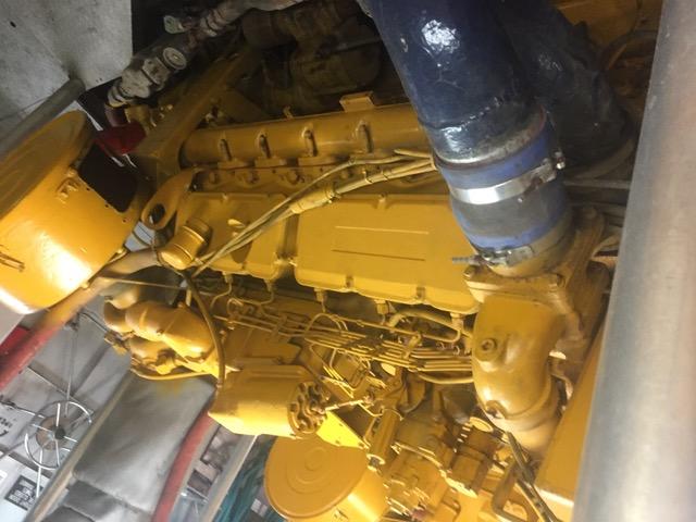 Caterpillar 3412 Marine Engines