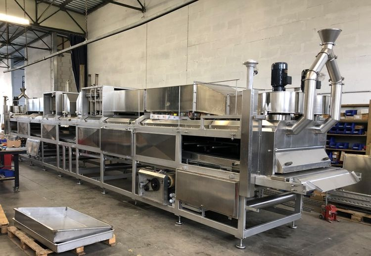 Formcook CONTACT COOKER – COMBI OVEN, THERMIC OIL