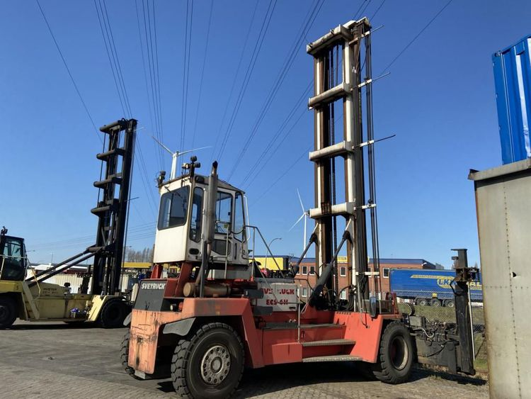 SVETruck ECS6H 10000 kg