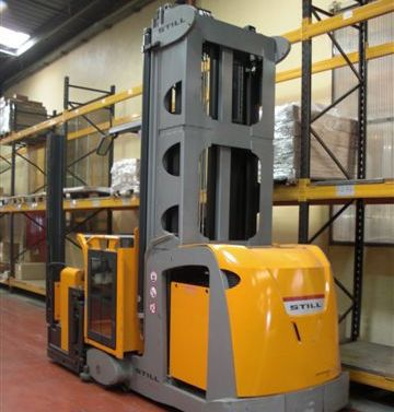 Still MX15 Electric Lift Truck 1,500 kg
