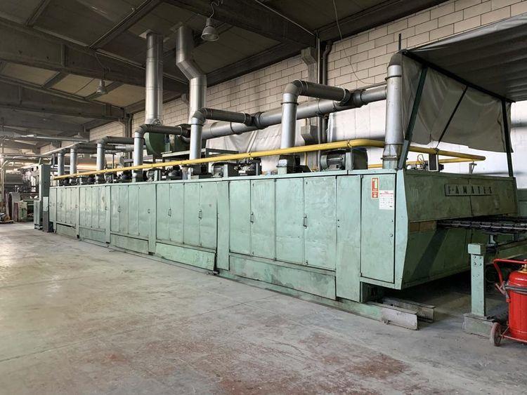 Famatex 220 Cm Stenter