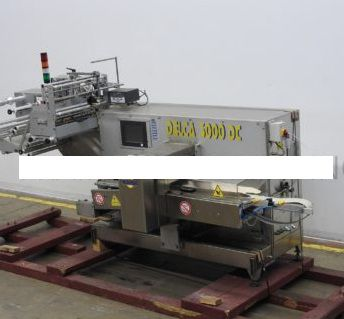 Ilapak DELTA 3000DC 100mm to 400mm in Length; 40mm to 140mm in Width; up to 60mm in Height Horizontal Wrapper
