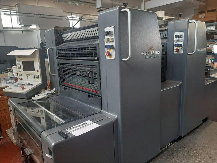 Heidelberg Speedmaster 74-2 P 52x74 cms