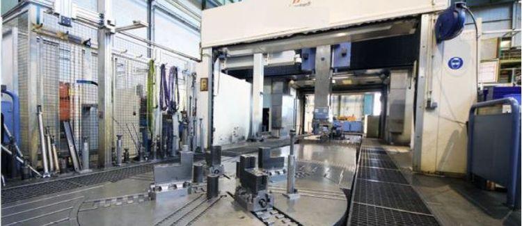 Heyligenstaedt Heyligenstaedt Gantry Milling Machine 5000 U/min 5000 U/min