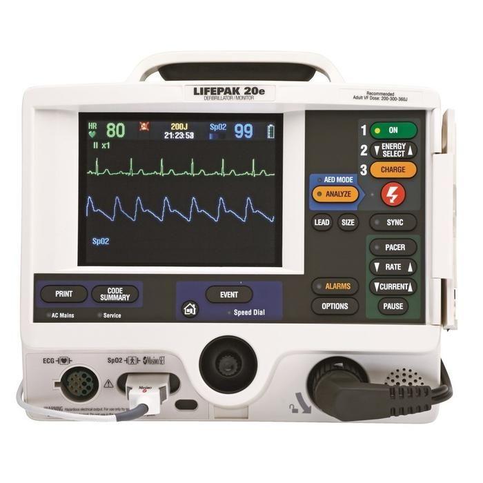 Physio Control Lifepak 20e