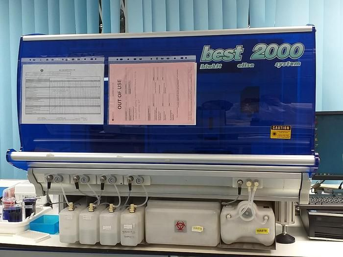 Dynex Best 2000 DSX Automated Elisa System