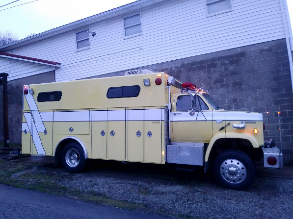 Chevy 4 Guys Walk-In Rescue