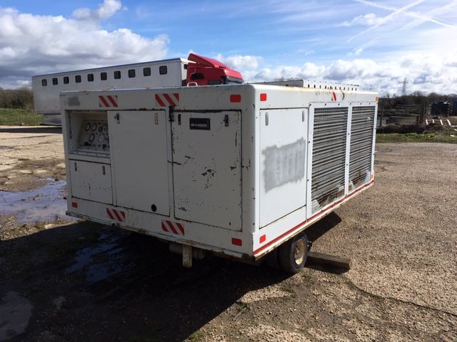 4490 Trailer mounted Air Conditioning unit
