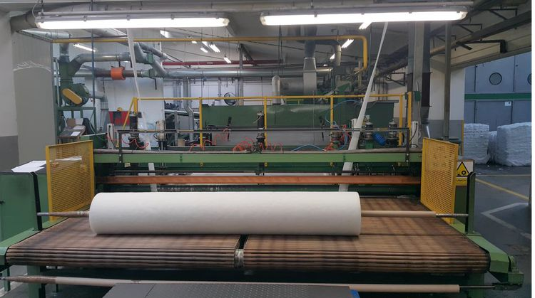 Automatex, F.o.r Complete Thermobonding Nonwoven Line