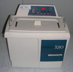 Branson 3210R-DTH Heated Digital Ultrasonic Cleaner