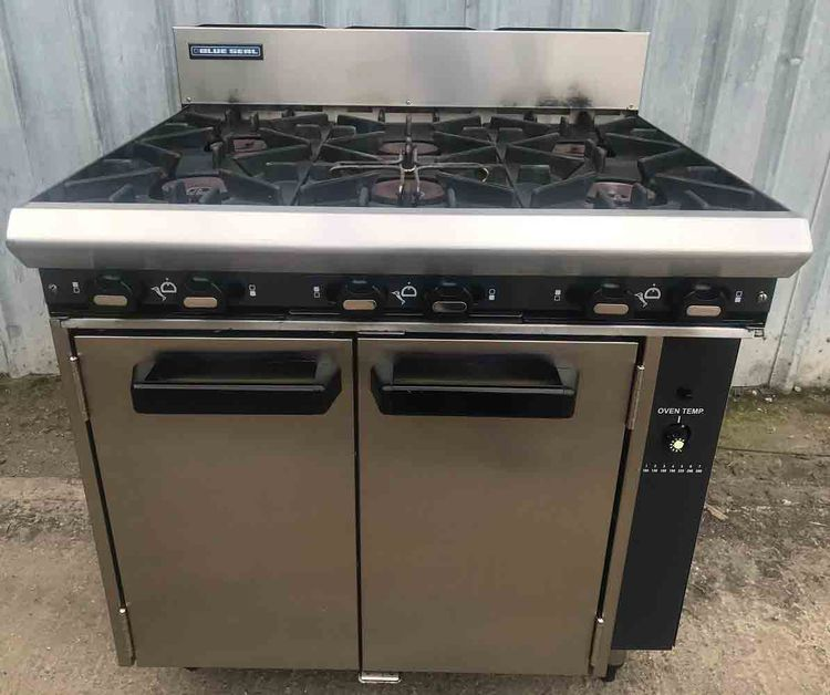 Blue Seal G50D Oven