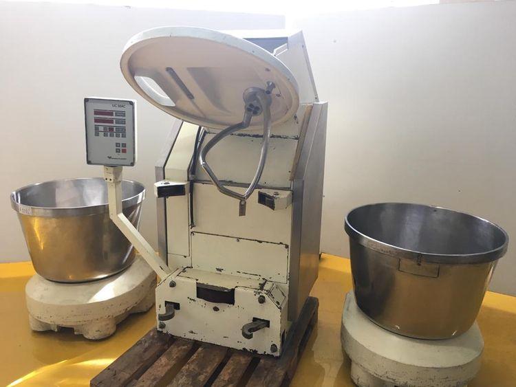 WP UC50 High Speed Industrial Dough Mixer