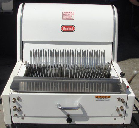 Berkel MB Bread Slicer