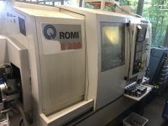 Romi GE Fanuc Series 18i-TB 4000 rpm E 280 2 Axis