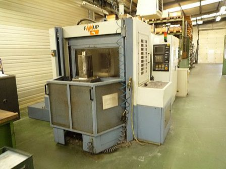 Others M400, Machining Centre, Horizontal 4 axis