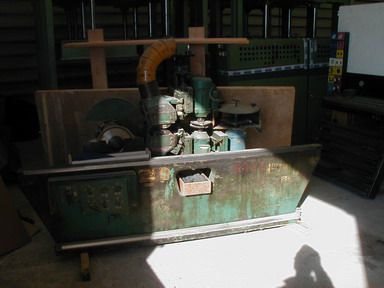 ELMA Tap milling machine