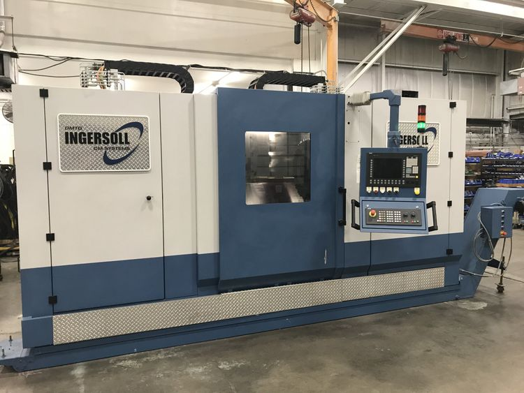 Ingersoll CNC Controller Variable EFM 800 6 Axis