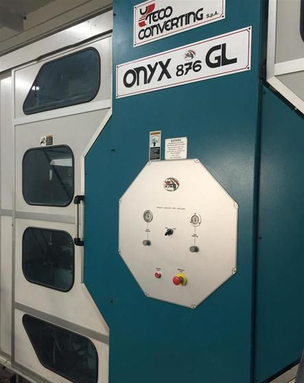 Uteco ONYX 808 8 1200 mm