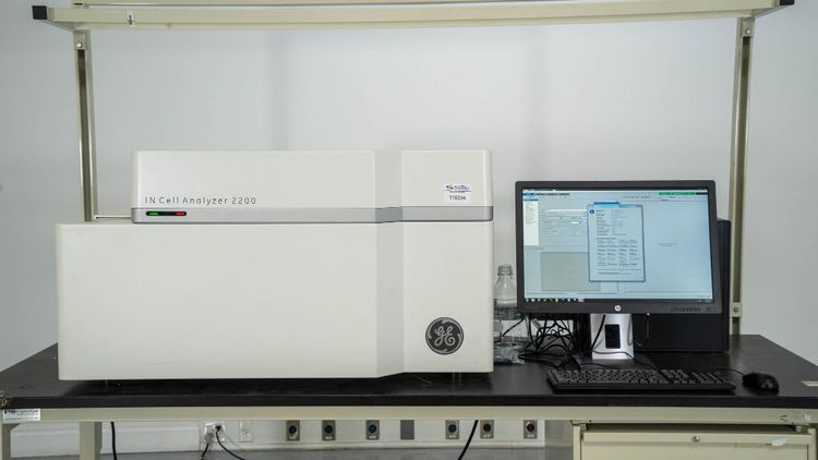 GE Healthcare IN Cell Analyzer 2200