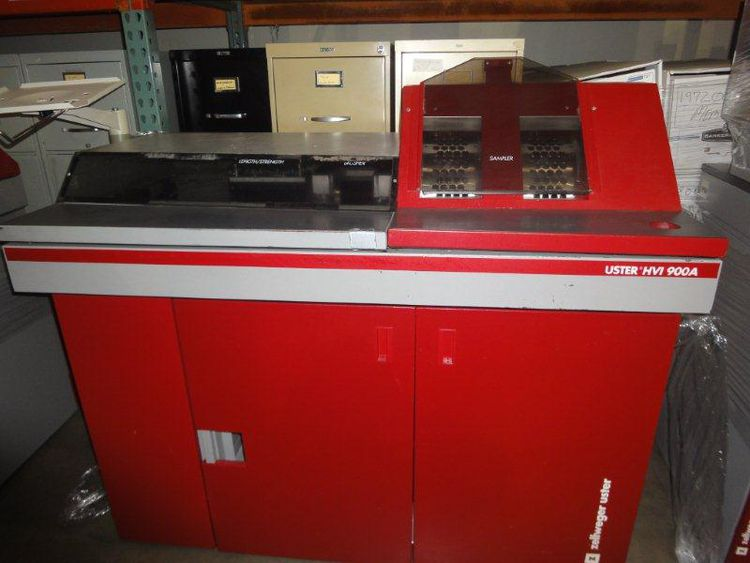 Uster HVI 900 A Automatic Testers