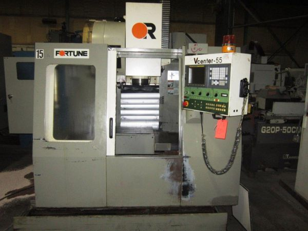 Victor Fortune V-Center 55 3 Axis