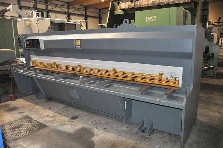 Haco TSL, 4100 x 6 mm CNC
