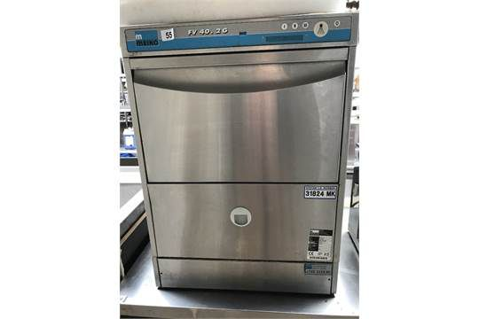 Meiko FV40 Under Counter Glass Washer