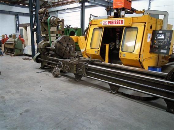 ZM Engine Lathe Variable Ø 1000 x 6000mm