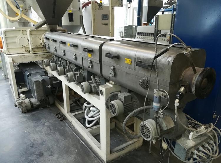 Virginio Extrusion Line 100 kg / h