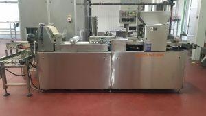 Others Wafer Cream Spreading Machine
