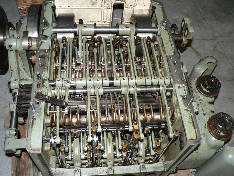 5 Saurer AUTOMAT SAURER 2S 55