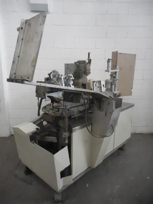 Other 1000 semiautomatic tube filler