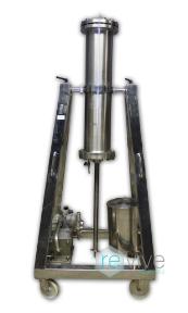 Dan A/S Series 200 HPLC Column