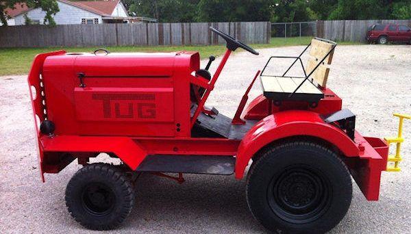 Tug MA 30, Tractor