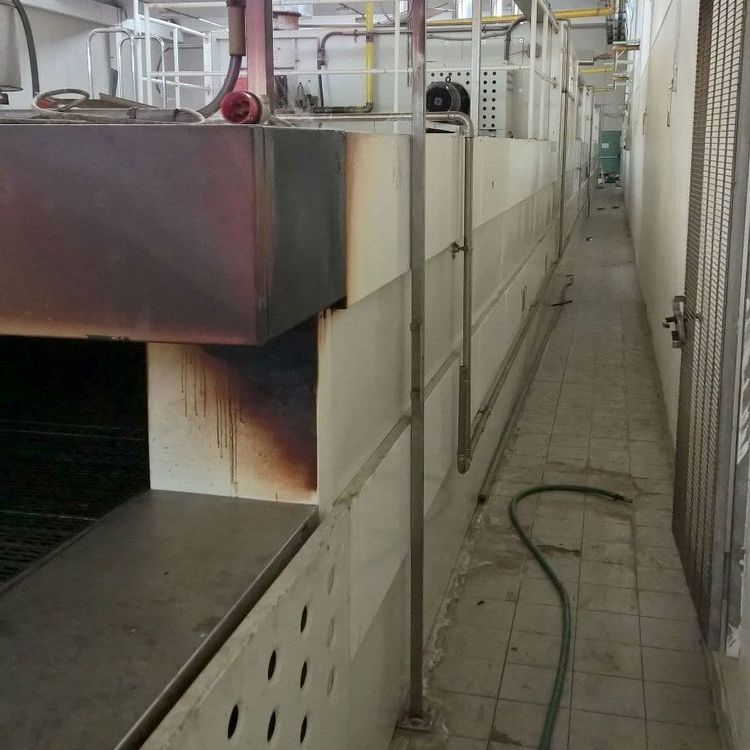 Polin Tunnel Oven