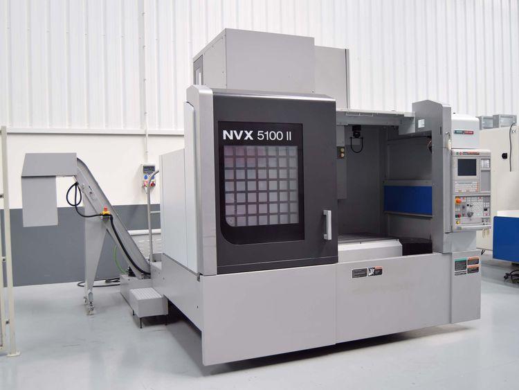 Mori Seiki NVX 5100 II