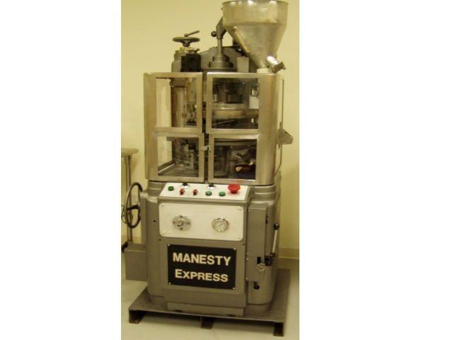 Manesty Betapress 23-Station