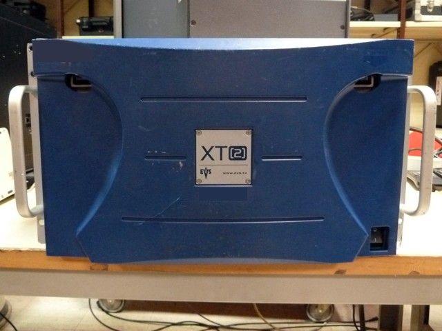 2 Evs XT2 HD/SD 6 Channels