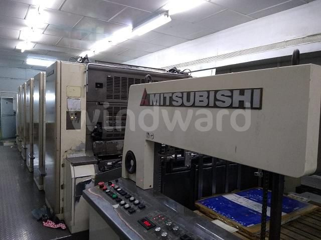 Mitsubishi D 3000 LS 5