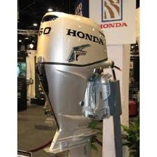 Others 60HP 200 Used 2014 Honda 60 HP 4-Stroke outboard Motor