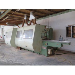 Costa SPAMATIC 186, Four side planer