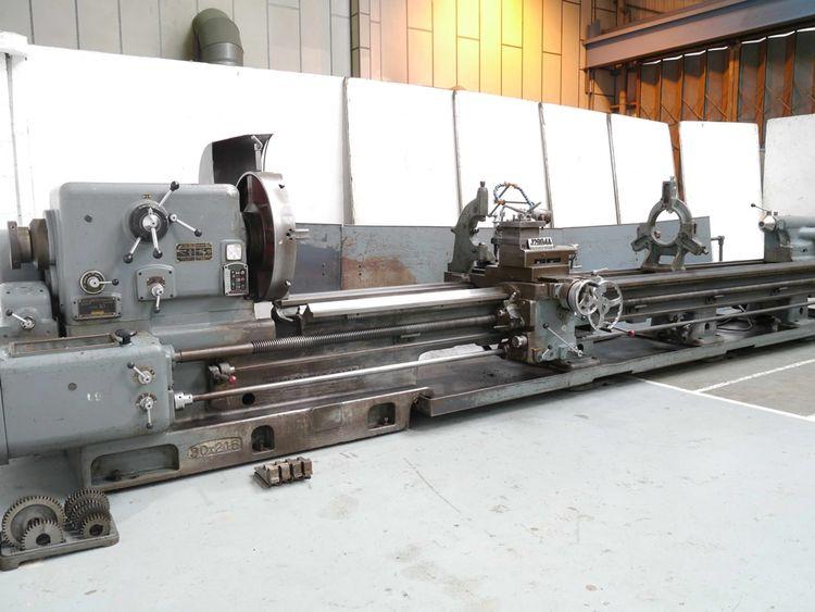 """Dean Smith & Grace Engine Lathe Variable 30x216 32"""" x 216"""""""