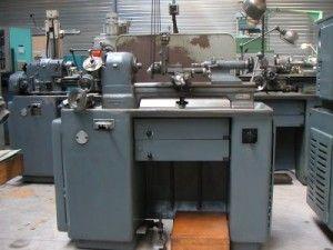 Schaublin Engine Lathe Variable 102-80