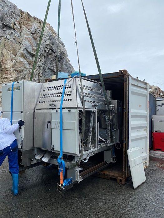 Baader 176 FLAT FISH FILLET MACHINE