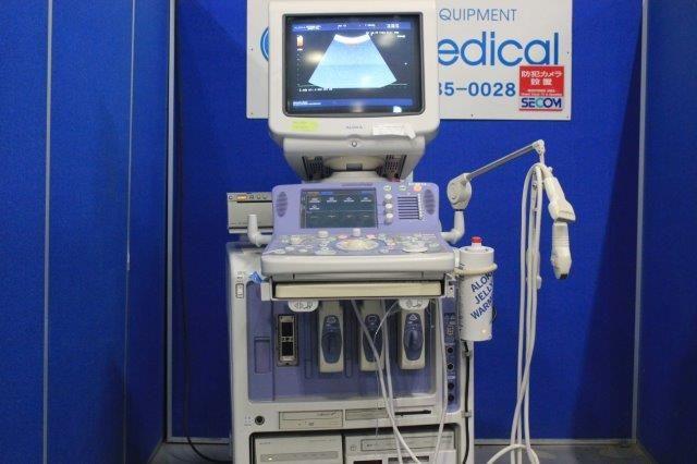 Hitachi Prosound Alpha 10