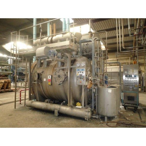 Mcs MF 200/4 400 Kg Jet dyeing machines