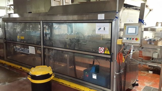 Others TC300, Tray Packing Line