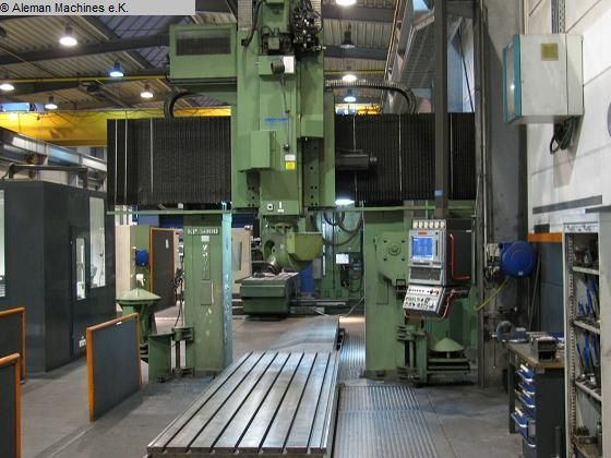 Zayer KP 5000 6000 U/min/rpm 1150 mm