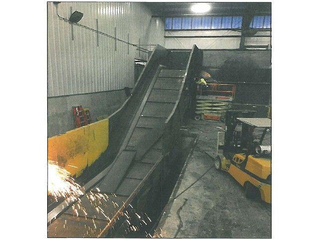 Combo, Webster 142 Foot Long Conveyor